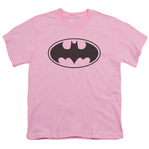 Batman - Black Bat Short Sleeve Youth 18/1
