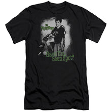 The Munsters - Have You Seen Spot Premium Canvas Adult Slim Fit 30/1