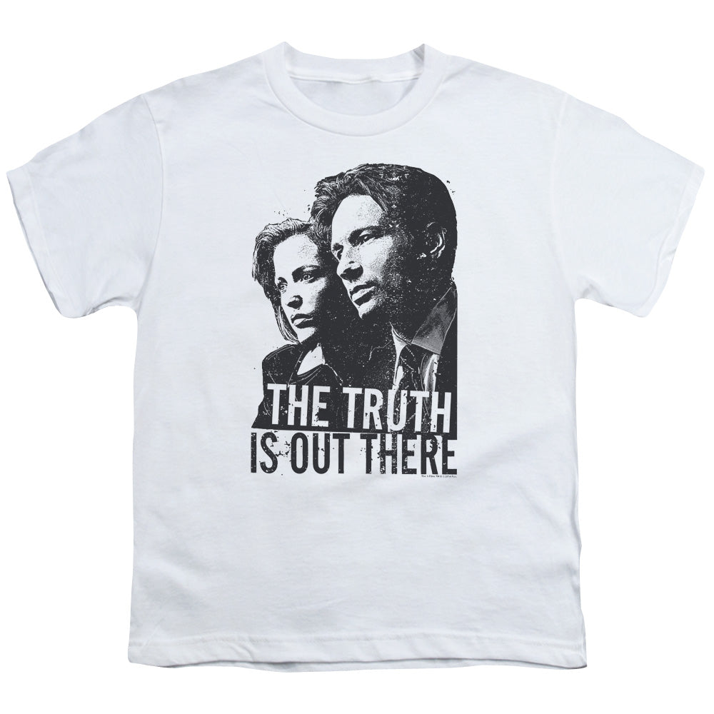 X Files - Truth Short Sleeve Youth 18/1