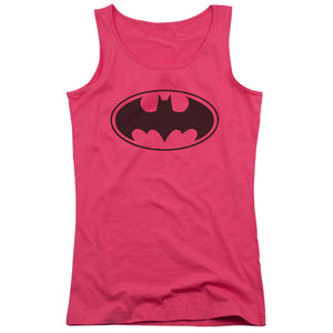 Batman - Black Bat Juniors Tank Top