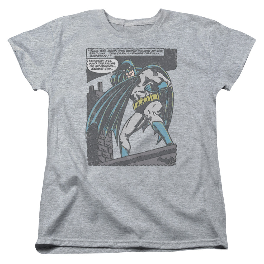 Batman - Bat Origins Short Sleeve Women's Tee