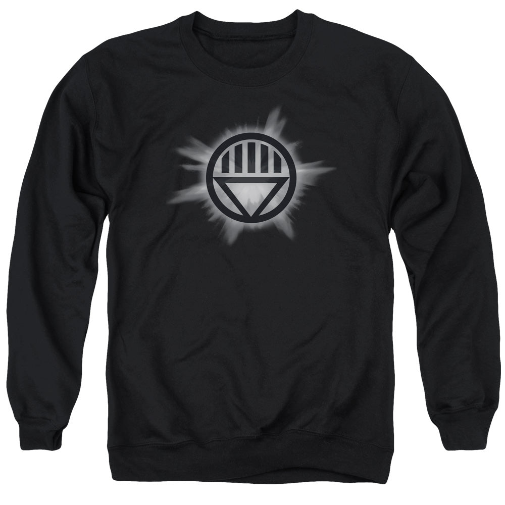 Green Lantern - Black Glow Adult Crewneck Sweatshirt