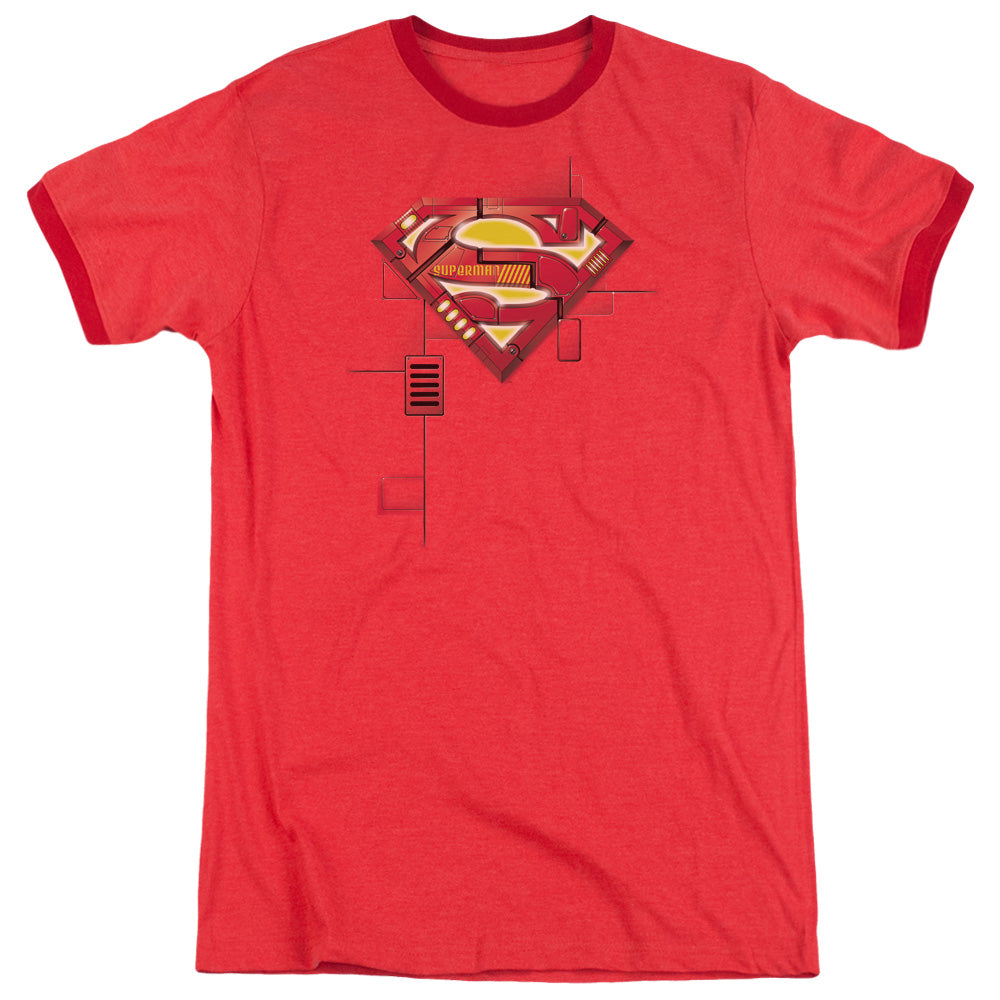 Superman - Super Mech Shield Adult Heather