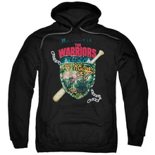 Warriors - Shield Adult Pull Over Hoodie