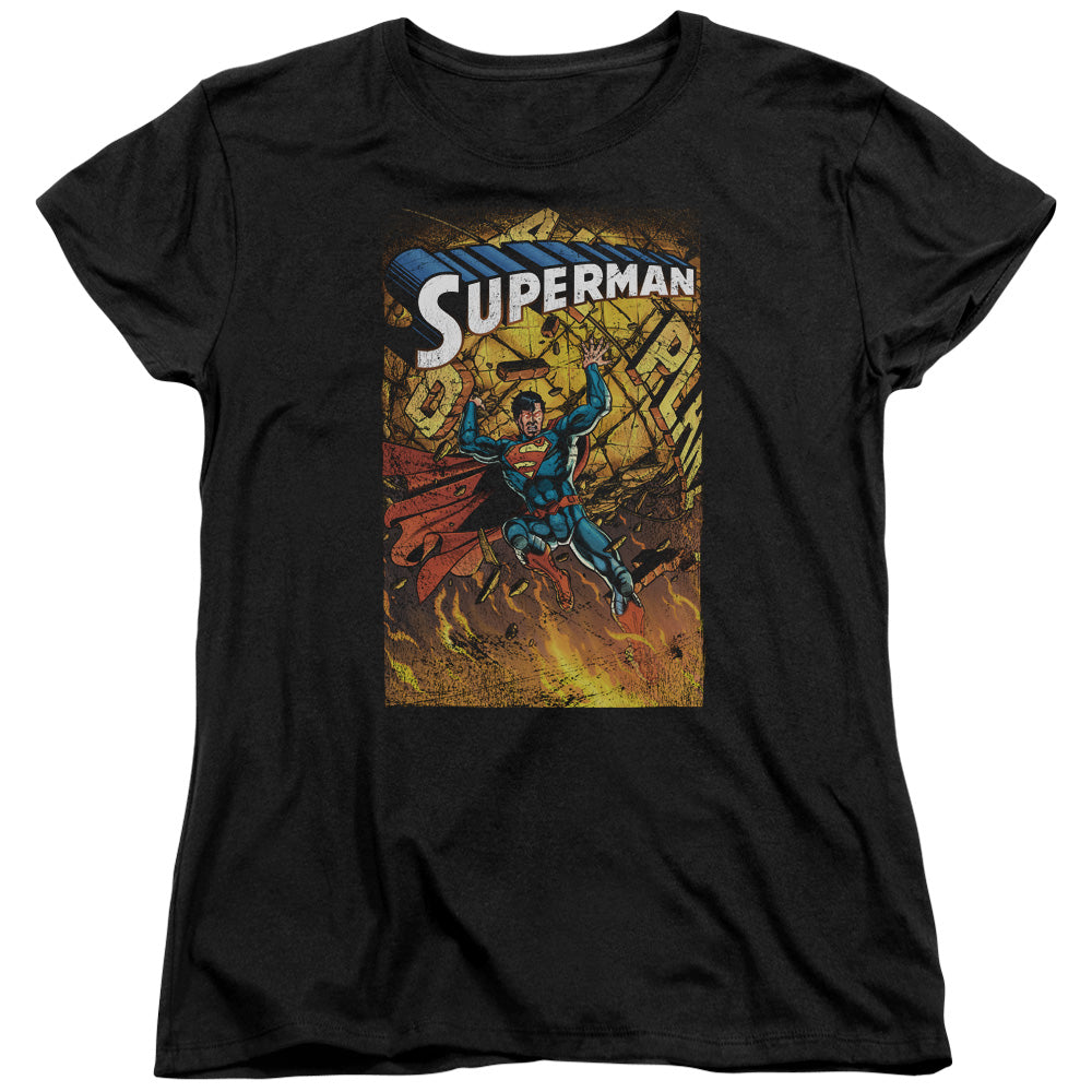 Superman - One Short Sleeve Women's Tee