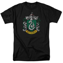 Harry Potter - Slytherin Crest Short Sleeve Adult 18/1