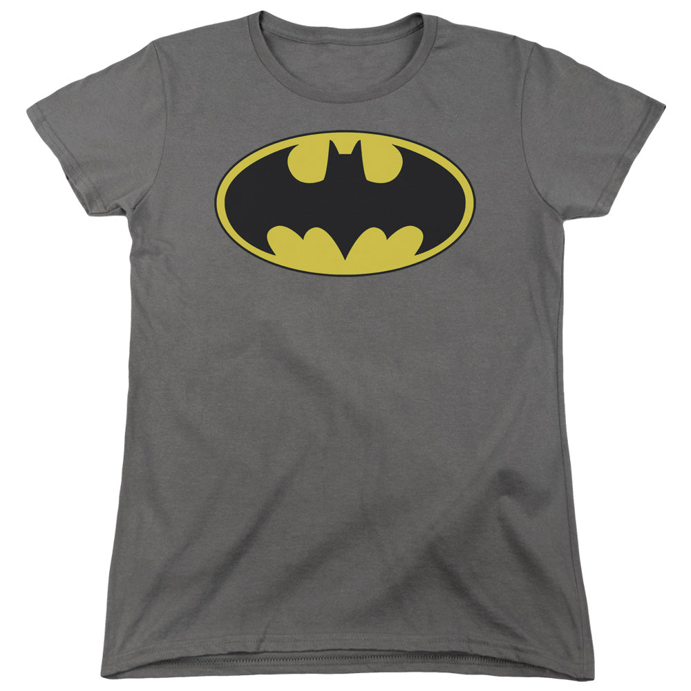 Batman - Classic Bat Logo Short Sleeve Women's Tee