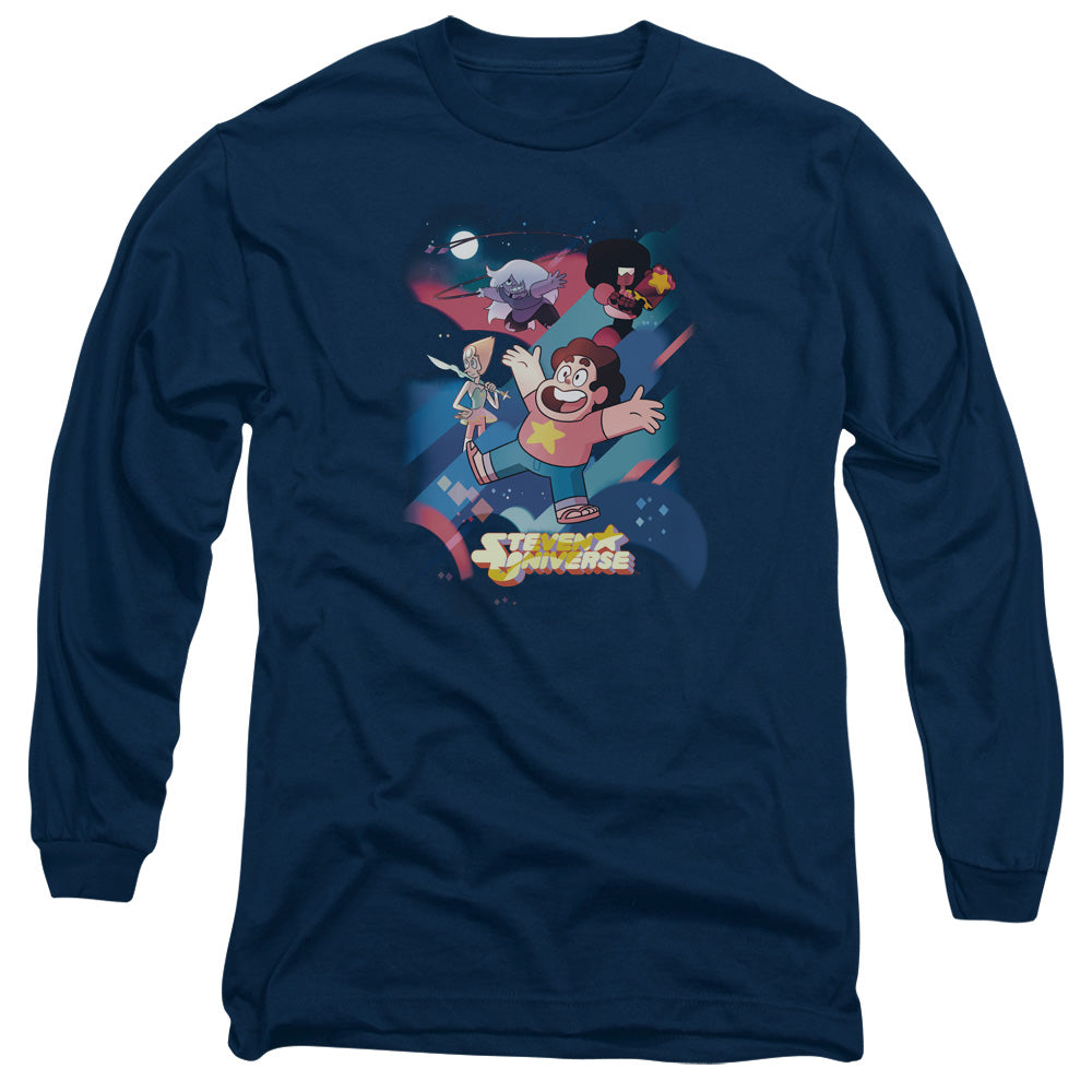 Steven Universe - Group Shot Long Sleeve Adult 18/1