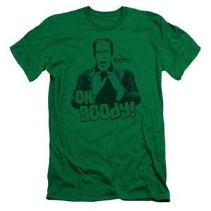 The Munsters - Oh Goody Short Sleeve Adult 30/1