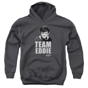 The Munsters - Team Edward Youth Pull Over Hoodie