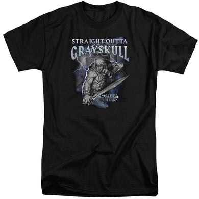 Masters Of The Universe - Straight Outta Grayskull Short Sleeve Adult Tall