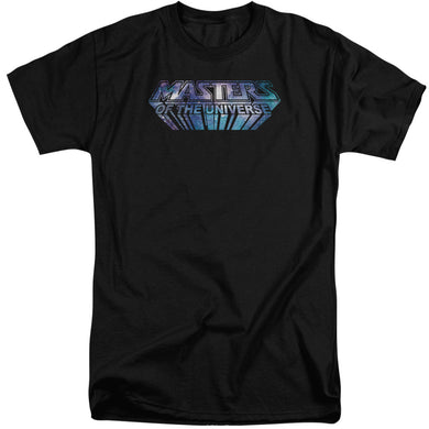 Masters Of The Universe - Space Logo Short Sleeve Adult Tall