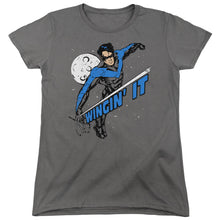 Batman - Wingin It Short Sleeve Women's Tee