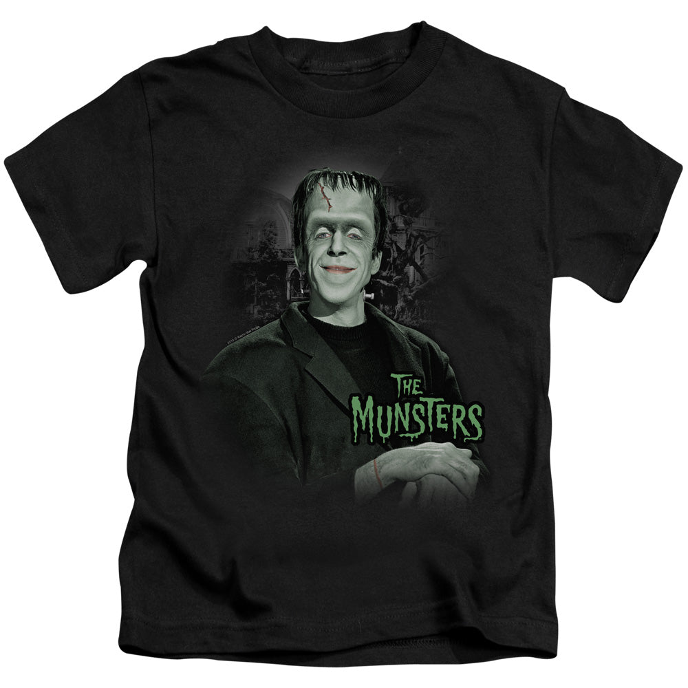 The Munsters - Man Of The House Short Sleeve Juvenile 18/1