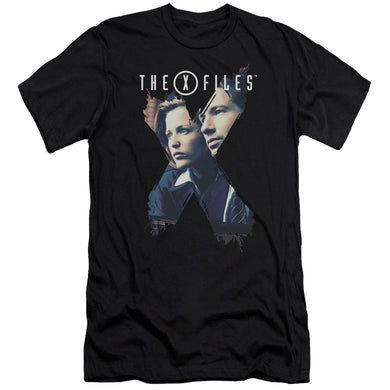 X Files - X Agents Short Sleeve Adult 30/1
