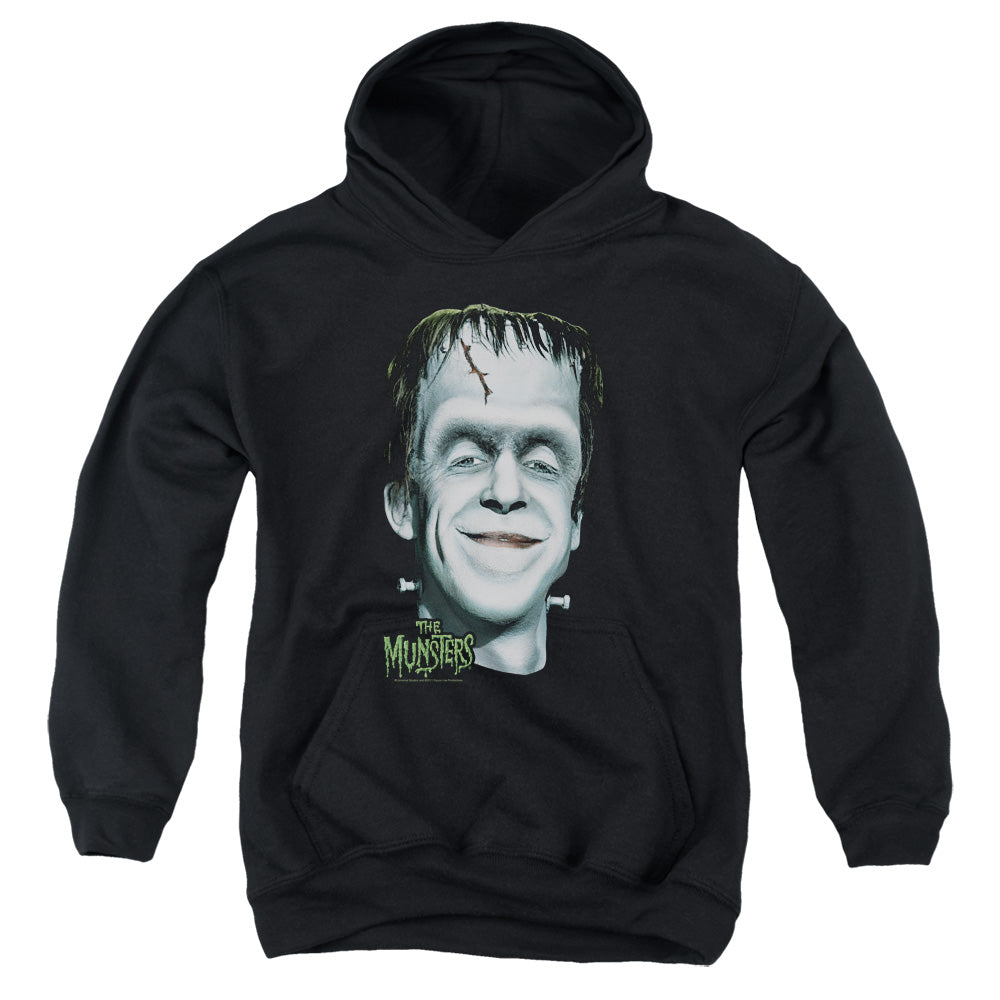 The Munsters - Hermans Head Youth Pull Over Hoodie