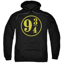 Harry Potter - 9 3 - 4 Adult Pull Over Hoodie