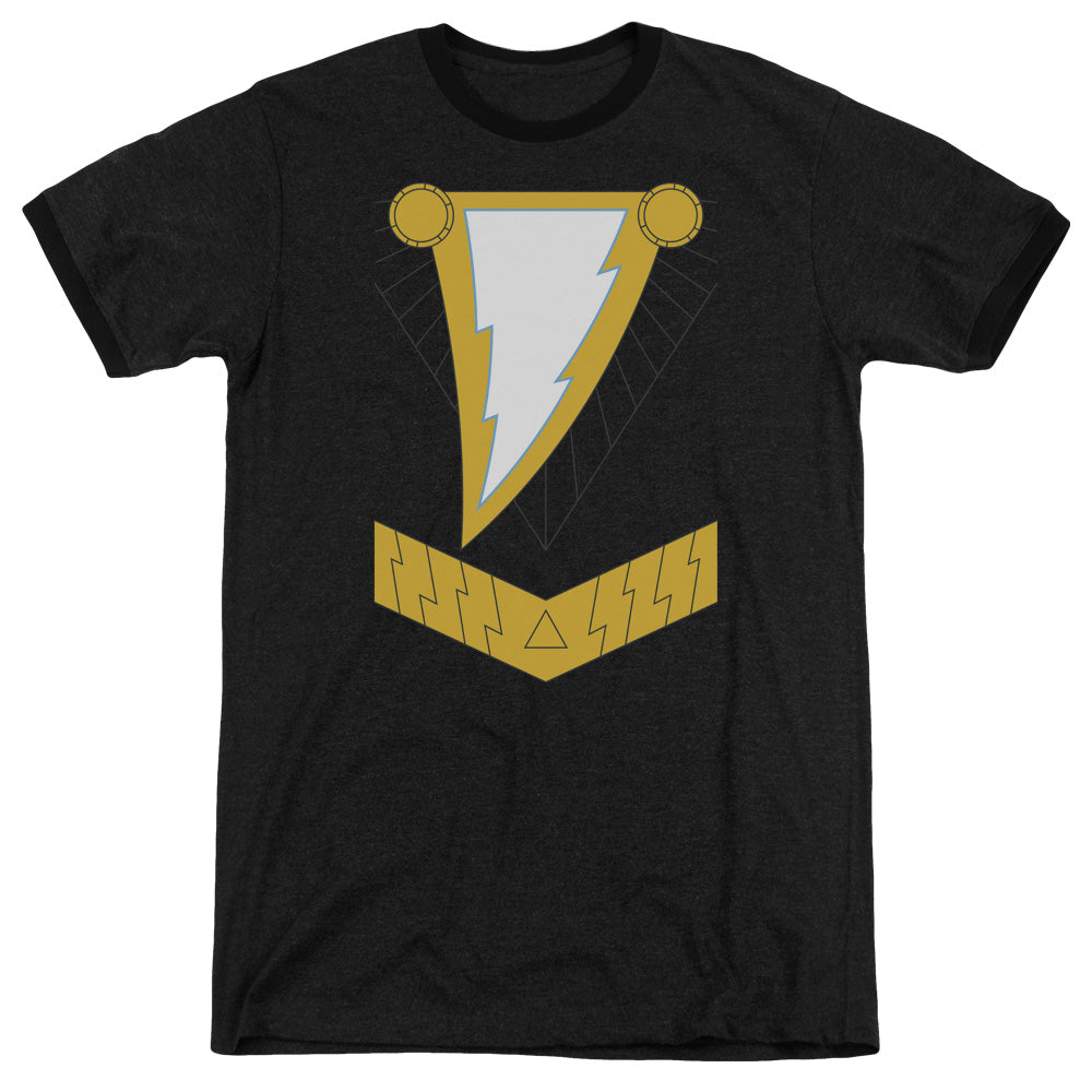 Jla - Black Adam Adult Heather
