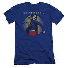 Supergirl - Classic Hero Premium Canvas Adult Slim Fit 30/1