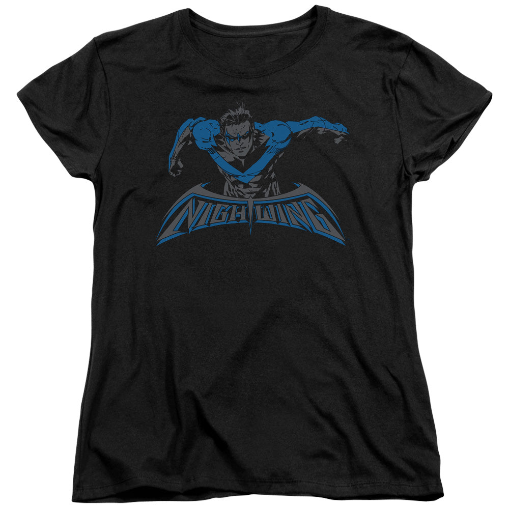 Batman - Wing Of The Night Short Sleeve Women's Tee