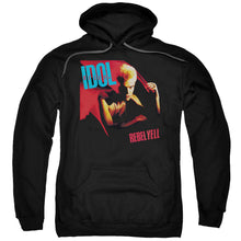 Billy Idol - Rebel Yell Adult Pull Over Hoodie