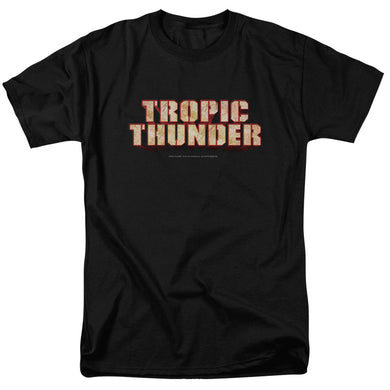 Tropic Thunder - Title Short Sleeve Adult 18/1