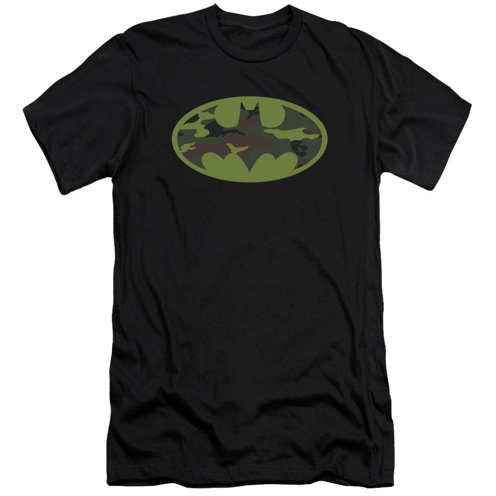 Batman - Camo Logo Premium Canvas Adult Slim Fit 30/1
