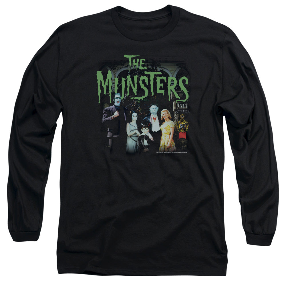 The Munsters - 1313 50 Years Long Sleeve Adult 18/1