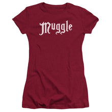 Harry Potter - Muggle Short Sleeve Junior Sheer