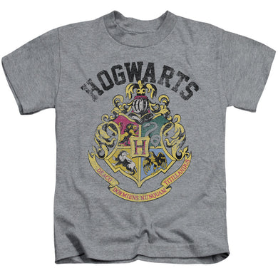 Harry Potter - Hogwarts Crest Short Sleeve Juvenile 18/1