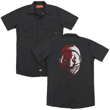 American Horror Story - The Clown (Back Print) Adult Work Shirt
