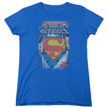 Superman - Legendary Short Sleeve Women's Tee
