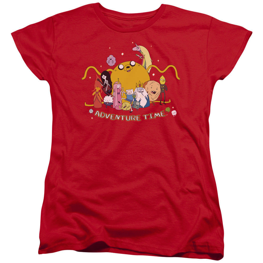 Adventure Time - Outstretched Short Sleeve Women's Tee