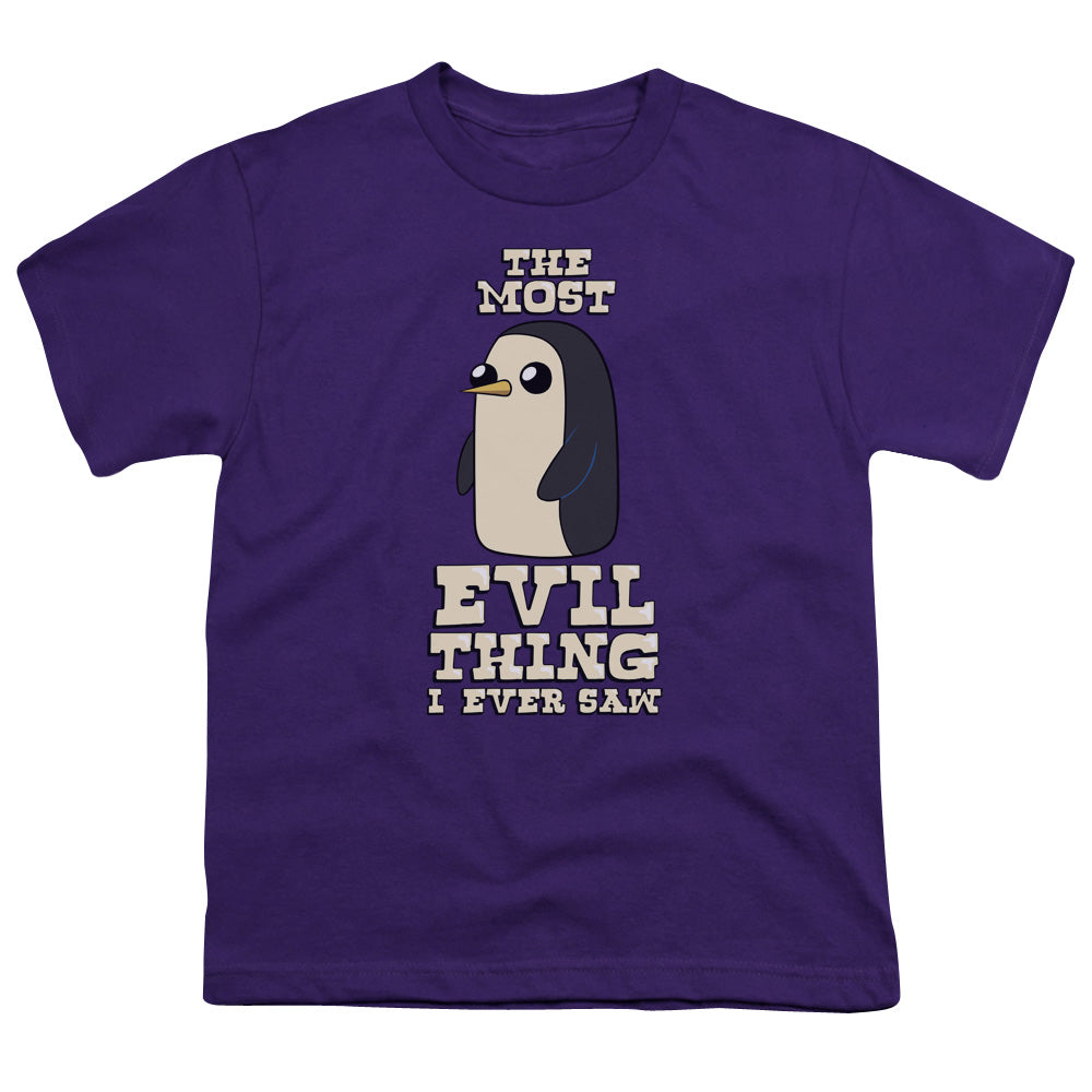Adventure Time - Evil Thing Short Sleeve Youth 18/1