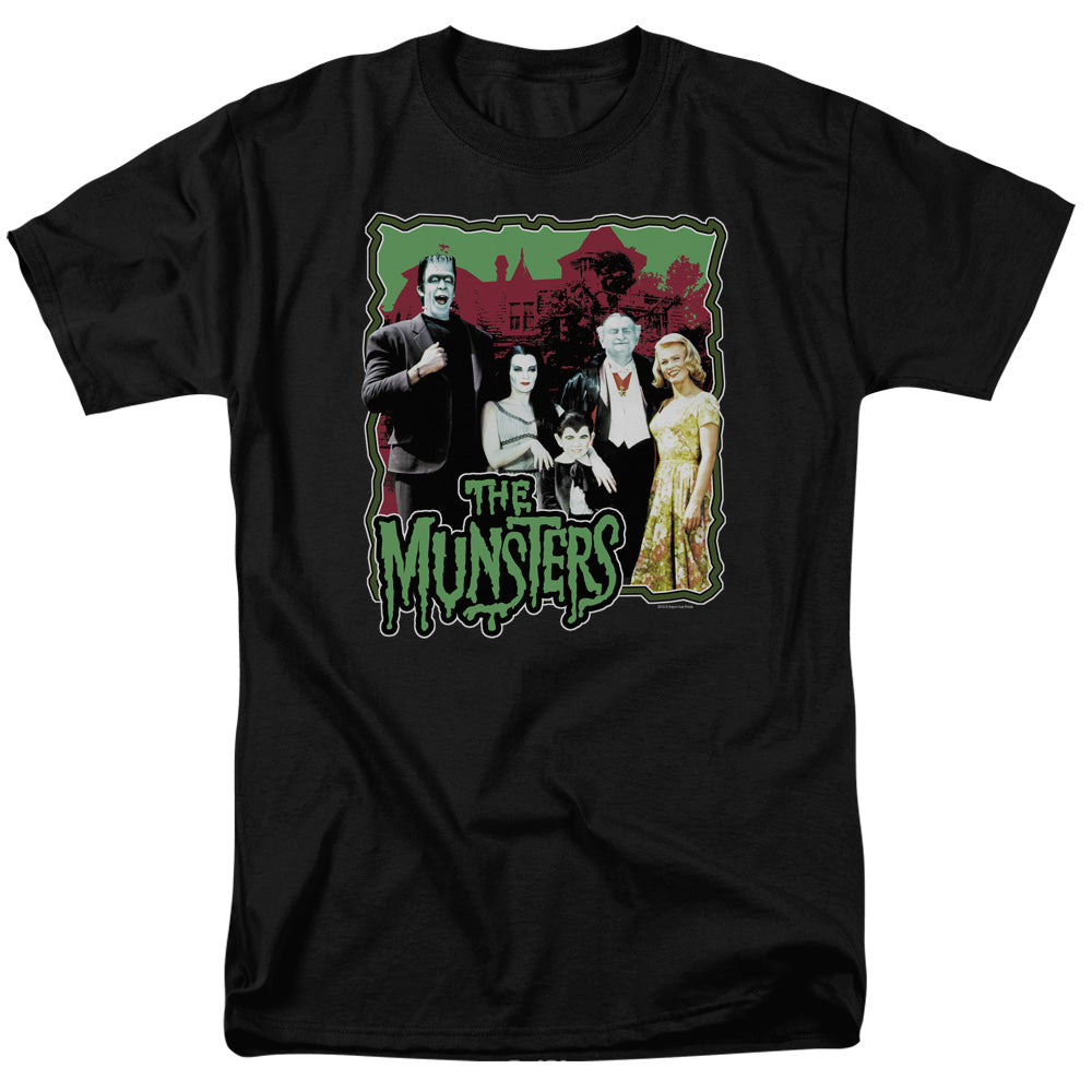 The Munsters - Normal Family Short Sleeve Adult 18/1