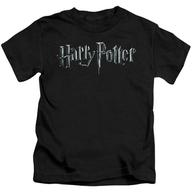 Harry Potter - Logo Short Sleeve Juvenile 18/1