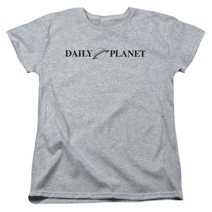 Superman - Daily Planet Logo Short Sleeve Women's Tee