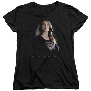 Supergirl - Stand Tall Short Sleeve Women's Tee
