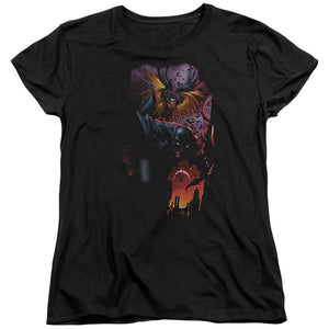 Batman - Batman & Robin #1 Short Sleeve Women's Tee