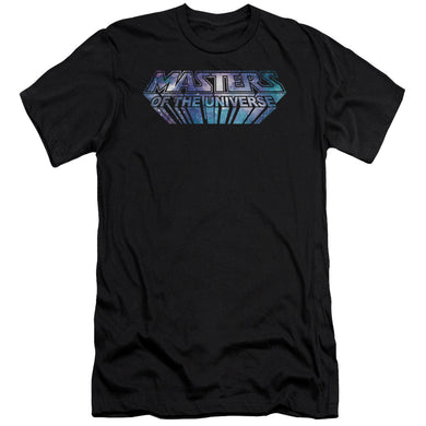 Masters Of The Universe - Space Logo Short Sleeve Adult 30/1