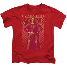 Supergirl - Ready Set Short Sleeve Juvenile 18/1