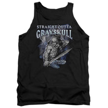 Masters Of The Universe - Straight Outta Grayskull Adult Tank