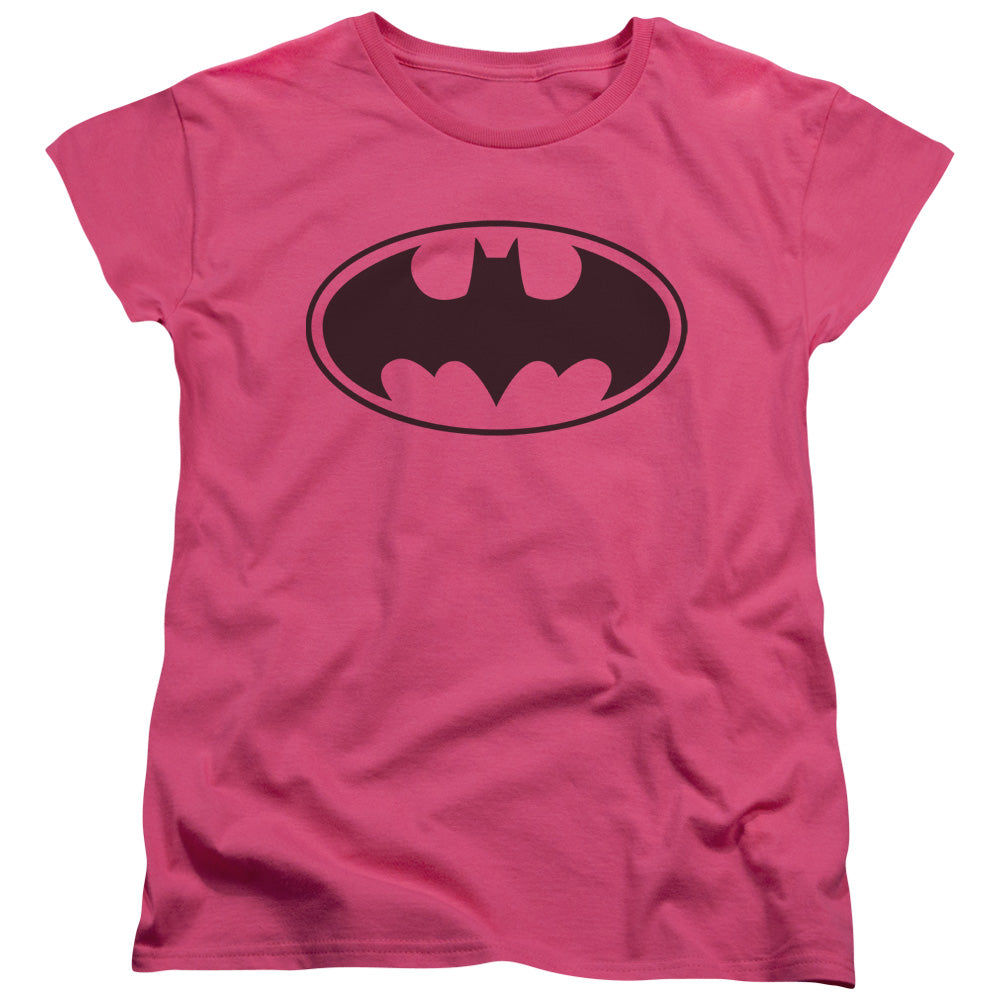 Batman - Black Bat Short Sleeve Women's Tee