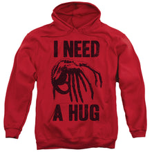 Alien - Need A Hug Adult Pull Over Hoodie