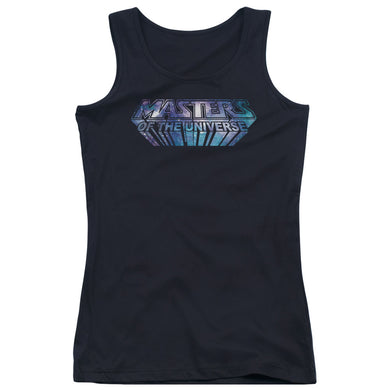Masters Of The Universe - Space Logo Juniors Tank Top