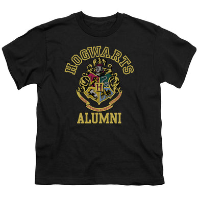 Harry Potter - Hogwarts Alumni Short Sleeve Youth 18/1