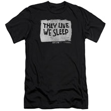 They Live - We Sleep Short Sleeve Adult 30/1