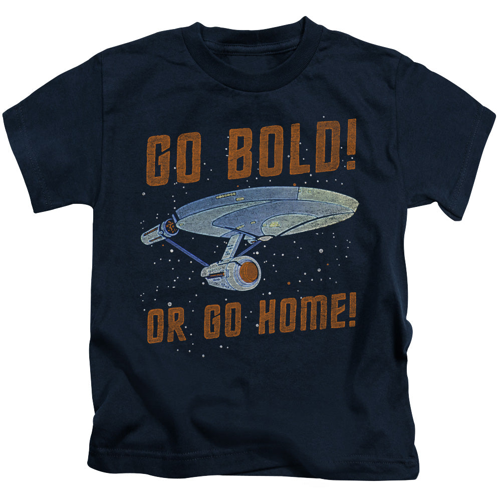 Star Trek - Go Bold Short Sleeve Juvenile 18/1