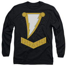Jla - Black Adam Long Sleeve Adult 18/1