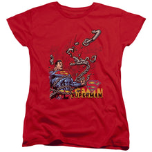 Superman - Breaking Chains Short Sleeve Women's Tee